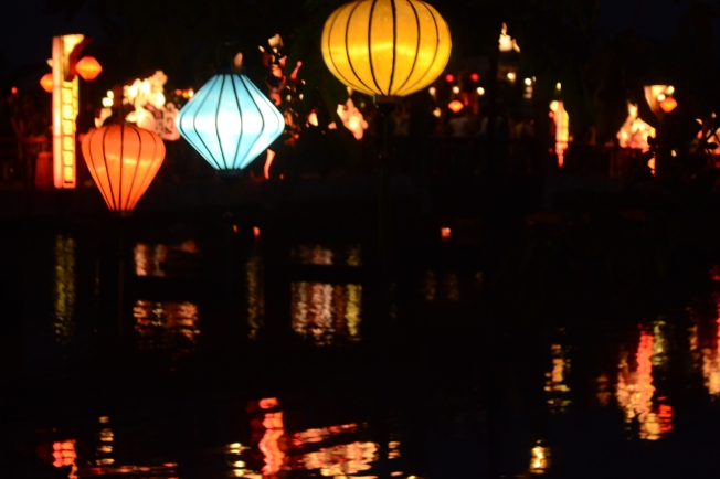 Pretty lights and calm nights - Hoi An the Lantern Town